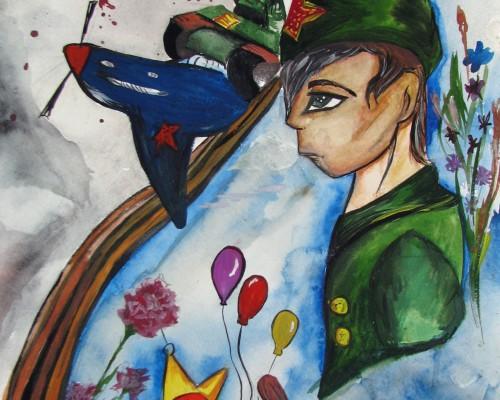 Истратова Юлия, 8 лет