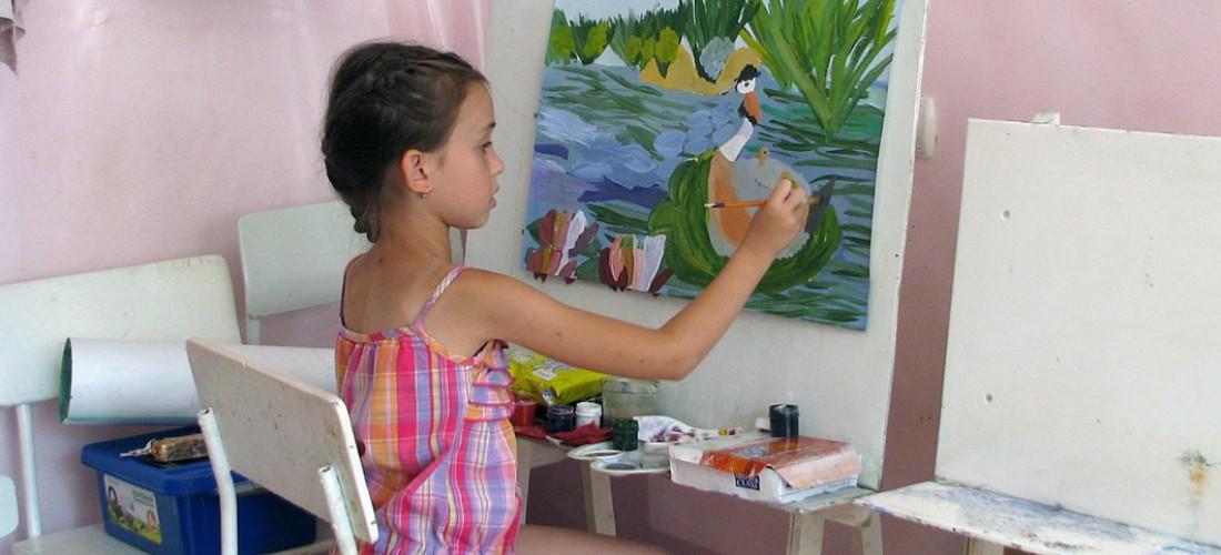 Развитие способности к творчеству